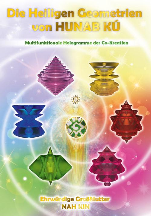"""Cover """"Die Heiligen Geometrien von HUNAB"""