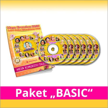 "MayaErwachen2020-Kongress-Paket ""BASIC"""