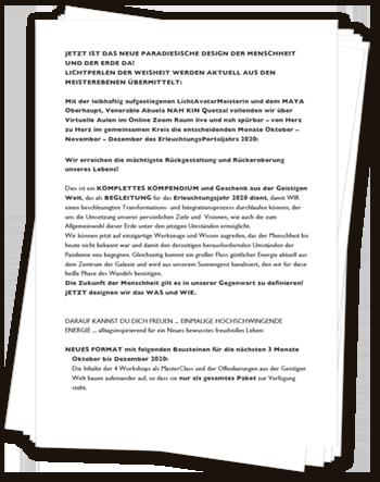 Info-PDF zu NAHKINs MasterClass